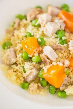 Simple summer couscous recipe #52NewFoods