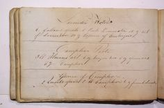 Lavender Water Recipe from 18th Century Handwritten Recipe book in my collection