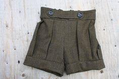 celvercharlotte finch shorts