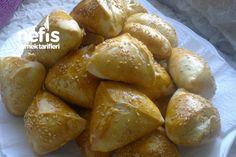 Üçgen Peynirli Poğaça Pretzel Bites, Pasta, Potatoes, Bread, Vegetables, Food, Kitchen, Cooking, Potato