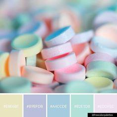Hex Color Palette, Color Schemes Colour Palettes, Pastel Colour Palette, Pastel Colors, Color Combos, Colours, Room Colors, Paleta De Color Hexadecimal, Couleur Hexadecimal