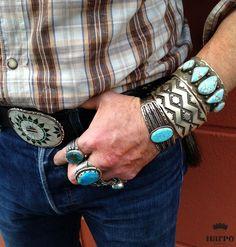 Harpo Bijoux © #nativeamerican #turquoise #jewelry #bijouxamérindiens #bagueturquoise #navajo