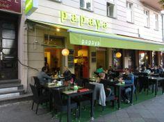 Papaya- Kantsstrasse 122 Charlottenburg