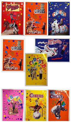 A faire avec les enfants - Thème cirque. Circus Art, Circus Theme, Elements Of Art Space, Preschool Circus, Art Du Cirque, Big Top Circus, Inspiration Art, Ecole Art, Work Activities