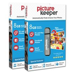 Picture Keeper Portable Flash USB Photo Backup and Storage Device for PC and MAC Computers Usb Drive, Usb Flash Drive, Mac Os 10, Desktop Photos, Usb Stick, Photo Restoration, Digital Photo Frame, The Computer, Photo Storage