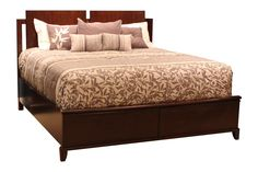 Tacoma Queen Bed from Gardner-White Furniture