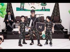 Congresso Infantil 2014 - Teatro Infantil + Tropa de Cristo