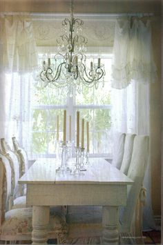 Our Dining Room.