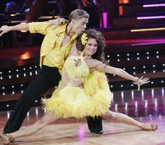 amazing dancer, Derek Hough