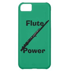 Marching Band Flute Cases | iPhone