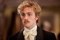 Aaron Johnson as Count Vronsky in Anna Karenina (2012)