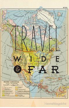 Travel Wide & Far - North America