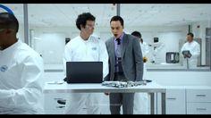 Jim Parsons aka Sheldon Cooper wirbt für die RealSense™ Technologie von #Intel -- #advertising #blog #marketing