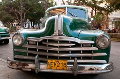 Car from cuba..Re-pin brought to you by agents of #Carinsurance at #HouseofInsurance in Eugene, Oregon