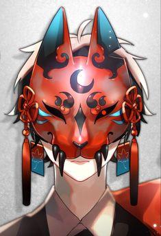 Evil Anime, Anime Devil, Manga Anime, Anime Pixel Art, Anime Art, Character Design Animation, Character Art, L Death, Japon Illustration