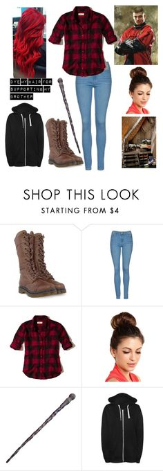 """Bulgaria VS Ireland - year 3"" by moon-and-back-babe123 ❤ liked on Polyvore featuring Dr. Martens, Topshop, Hollister Co., Charlotte Russe and WearAll"