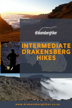 Our Intermediate Drakensberg Hikes are typically 3 to hikes, and usually require a reasonable level of fitness. The gradient on an Intermediate Drakensberg Hike is reasonably constant and includes some steep ascents, usually between and Day Hike, Glamping, Hiking, Adventure, Walks, Go Glamping, Adventure Movies, Trekking, Adventure Books