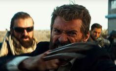 LOGAN Trailer |  Hugh Jackman, Patrick Stewart, Boyd Holbrook, Stephen Merchant, Richard E. Grant, Dafne Keen