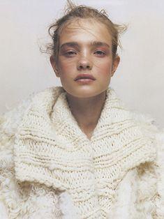 abigaildonaldson:  Natalia Vodianova by Jean Baptiste Mondino for Numéro #37 October 2002