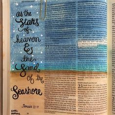 Went to a bible journaling class today at @bythewell4god and she started a classroom bible for the class member to add to  I'm in love with this idea .... This is my add #craftedword #kristiematthewsdesigns #illistratedfaith #journalbible #biblejournaling
