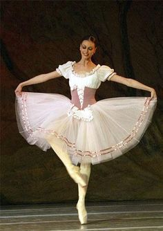 coppelia ballet costumes - Google Search. #Ballet_beautie, #sur_les_pointes