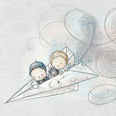 . Amore, vola da me con l'aeroplano di carta della mia fantasia, con l'ingegno del tuo sentimento. Vedrai fiorire terre piene di magia e io sarò la chioma d'albero più alta per da…
