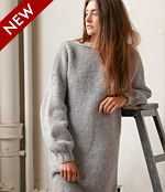 Sweater Dress  many many more Free Knitting Patterns @ Australian Country Spinners
