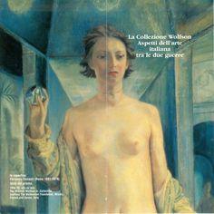 LA COLLEZIONE WOLFSON -  Aspetti dell'arte italiana fra le due guerre,  Palazzo Ducale - Loggia degli Abati,  28 giugno - 8 settembre 1996