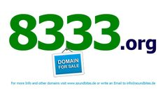 Domain 8333.org in Auktion