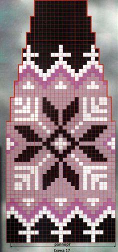 Схема вязания жаккардовая шапочка с помпоном раздел спицами вязаные шапки, береты спицами схемы Crochet Gloves Pattern, Knitting Paterns, Fair Isle Knitting Patterns, Cable Knitting, Fair Isle Pattern, Crochet Stitches Patterns, Knitting Charts, Knitting Designs, Knitting Stitches