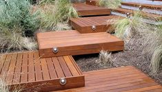 easy timber steps - Google Search
