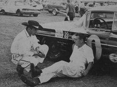 Smokey Yunick and Marvin Pancho 1961