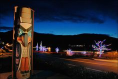 https://flic.kr/p/dGPHHg | Totem at Jamestown | More fantastic scenery along Hwy 101 in Blyn. Come visit soon!