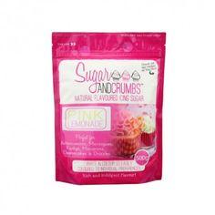 Azúcar glass sabor limonada rosa 500g