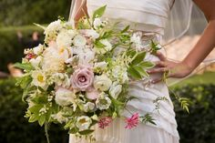 Wedding Planner: Elizabeth Bailey Weddings - elizabethbaileyweddings.com/ Wedding Dress: Jenny Packham - jennypackham.com Florist: Victoria Clausen Floral Events - http://www.stylemepretty.com/portfolio/victoria-clausen-floral-events   Read More on SMP: http://www.stylemepretty.com/2013/12/05/baltimore-wedding-from-renee-michele-elizabeth-bailey-weddings-events/