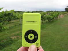 Self-guided audio tours give visitors an experience of your vineyard that they are usually happy to pay for (may or may not be refundable against purchase) without tying up staff time.