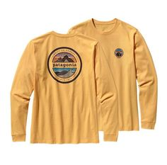 patagonia long sleeved tee // @belleprep01