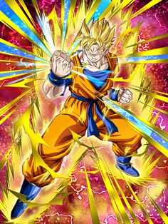 """[Protector of Hope] Super Saiyan Gohan (Future) """"I won't let you do whatever you want!"""""""
