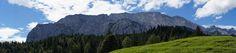 "Nice view of the ""Wetterstein"" in Germany Bavaria [8192x1856] [OC] http://ift.tt/28WGux1"