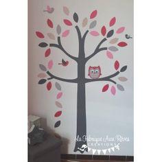Sur+commande+-+délai++/-+1+mois Rose Fuchsia, Gris Rose, Home Decor, Pink Owl, 1 Month, Interior Design, Home Interior Design, Home Decoration, Decoration Home