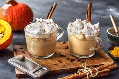 How to Make An Easy Pumpkin Spice Latte   The Fresh Times
