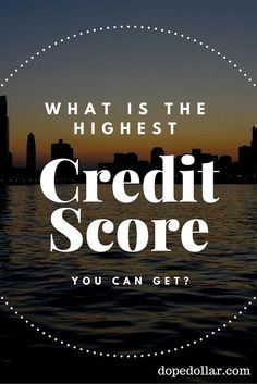 What is the absolute highest credit score you can get? And how do you get it? I tell you all about it here.