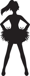 Cheer Camp, Cheer Coaches, Locker Decorations, Cheerleading Decorations, Cheer Banquet, Silhouette Png, Cheer Shirts, Homecoming Mums, Vacation Bible School