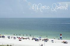 Marco Island- A cute little beach community that I cannot wait to go back too!