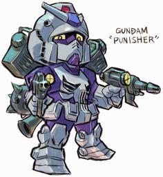 GUNDAM GUY: GUNDAM x MARVEL SUPER HEROES - Digital Fan-Arts By 油屋とんび [PART 3]