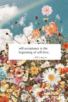 Quotes About Self-Love Confidence Boosters, Self Confidence, Floral Quotes, Self Acceptance, Self Love Quotes, More Than Words, Positive Vibes, Life Is Good, My Books