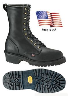 MADE IN USA | Work Boots | 30% OFF NEW YEAR COUNTDOWN SALE! | Union Made | FREE SHIPPING