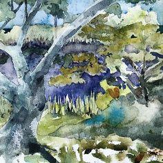 2015 Nancy Murphree Davis nmdART.com Watercolor Art, Paper Art, Artwork, Fun, Painting, Instagram, Work Of Art, Watercolor Painting, Papercraft