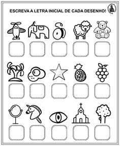 Preschool Writing, Preschool Learning Activities, Teaching Kids, Learn Thai Language, Letter Worksheets, Spanish Language Learning, Pre Writing, Alphabet, Homeschool
