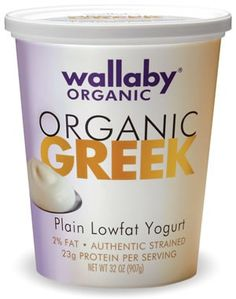 Greek Lowfat Plain - 32oz